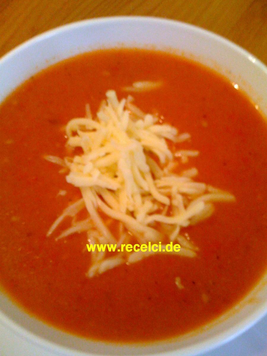 domates çorbası tarifi emine beder